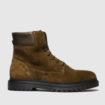 Shoe The Bear Tan Heard Mens Boots