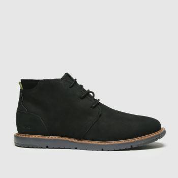 TOMS Schwarz Navi Herren Boots