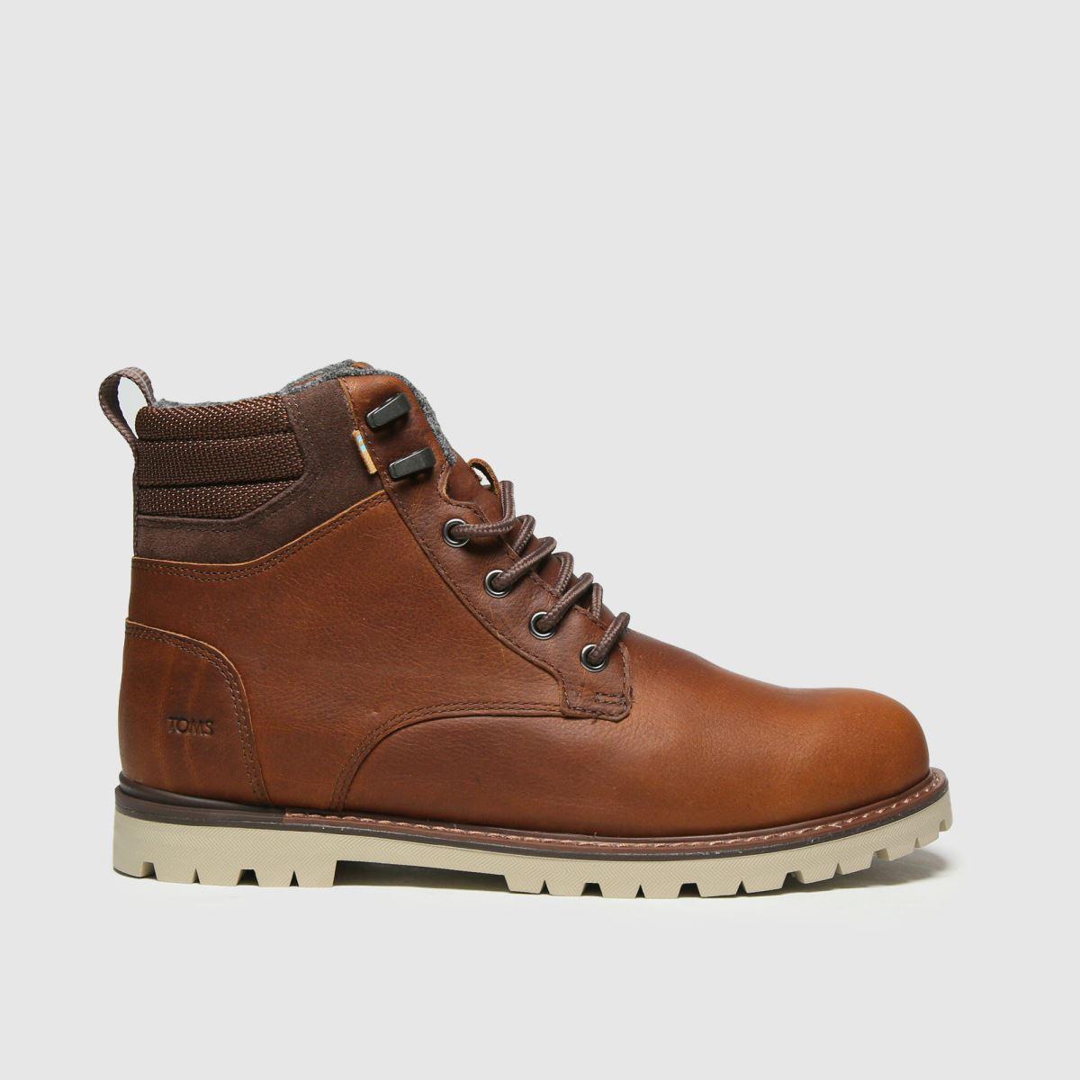 TOMS Tan Ashland 2.0 Boots