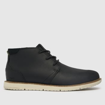 TOMS Black Navi Mens Boots