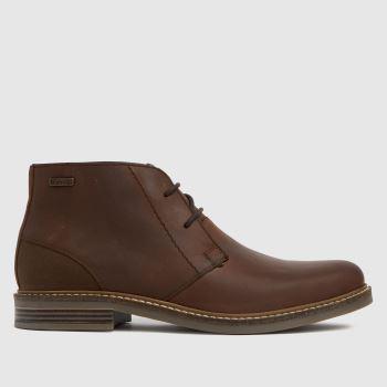 Barbour Tan Readhead Mens Boots