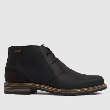 Barbour Black Readhead Mens Boots