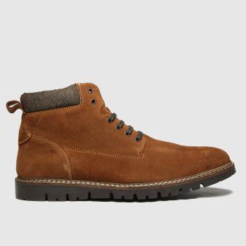 schuh Tan Archer Tan Mens Boots