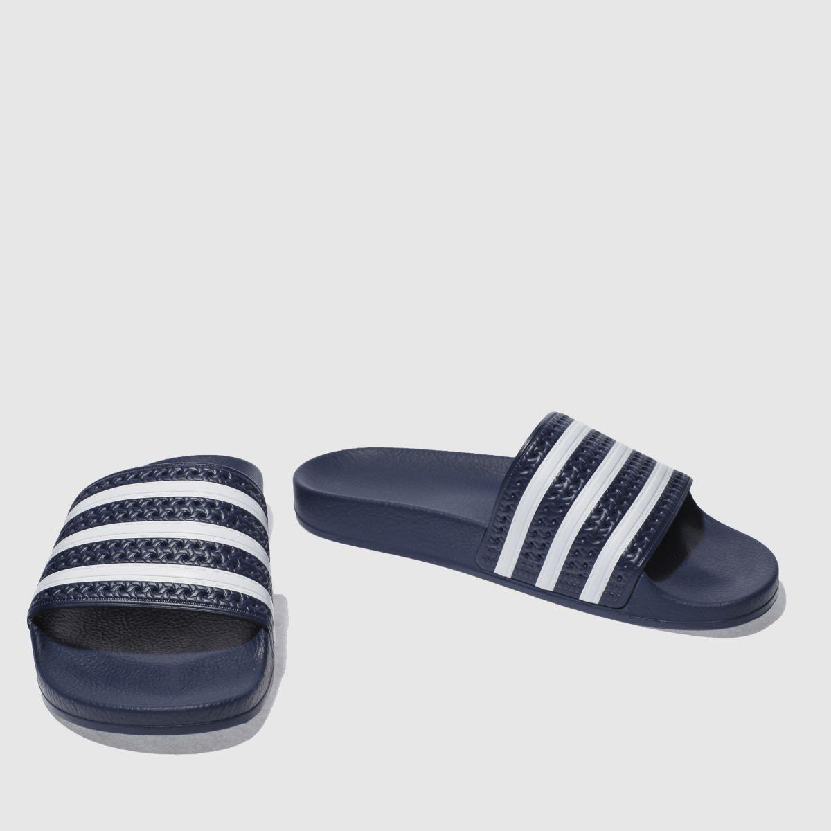 Herren Marineblau adidas Adilette Slide Sandalen | schuh Gute Gute Gute Qualität beliebte Schuhe 9d6b0f