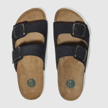 Red Or Dead Navy Mr Randel Mens Sandals