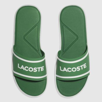 Lacoste Green L.30 Slide Sport Mens Sandals