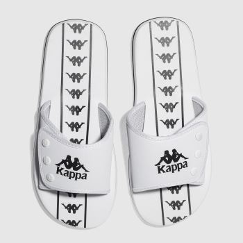 Kappa White Lapush 2 Mens Sandals