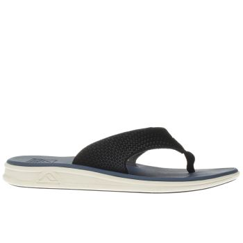 REEF NAVY ROVER SANDALS