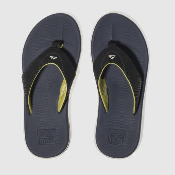 Reef Navy Rover Mens Sandals