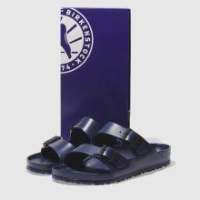 c2d8bbbc6e mens navy birkenstock arizona eva sandals