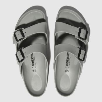 Birkenstock Grey Arizona Eva Mens Sandals
