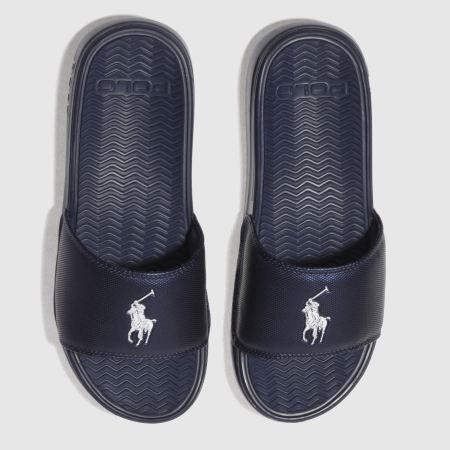 3525d682bc7be mens navy polo ralph lauren rodwell sandals
