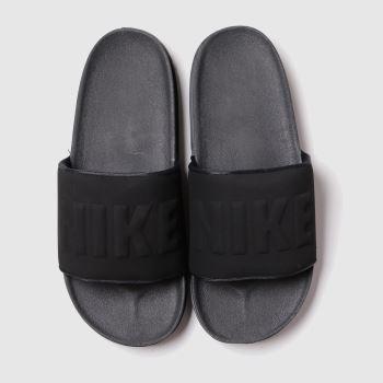 Nike Black Off Court Sandals