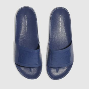 Calvin Klein Navy Jeans Vincenzo Mens Sandals