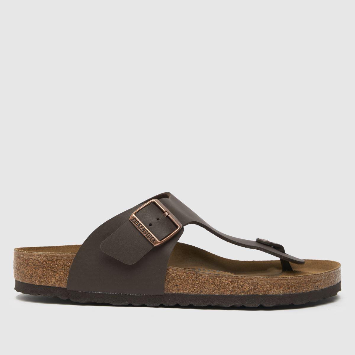 Birkenstock Brown Ramses Sandals