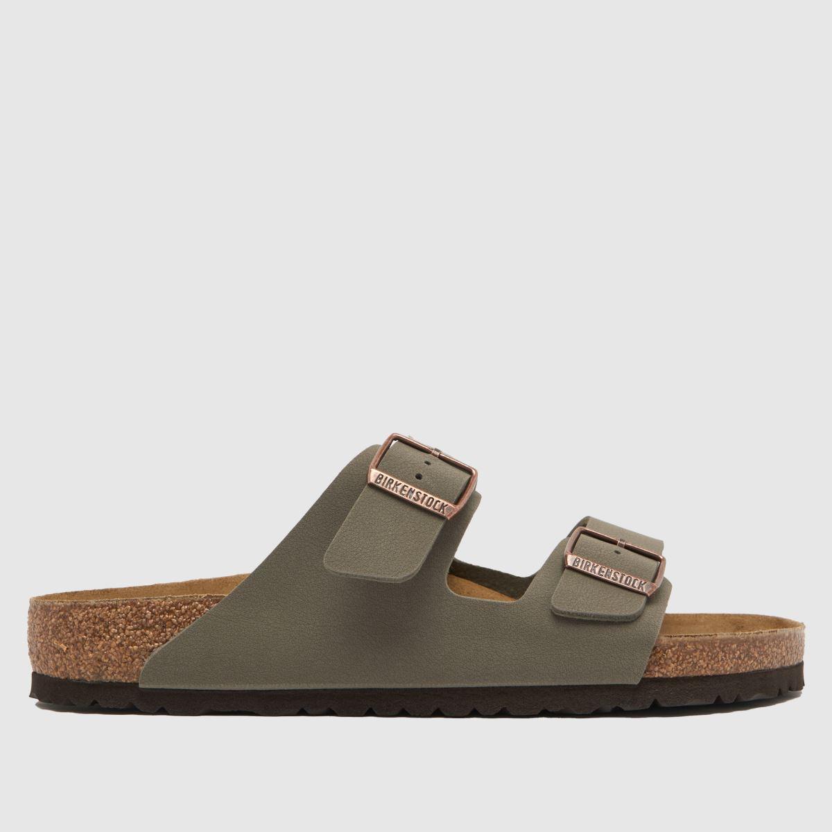 Birkenstock Khaki  Arizona Sandals