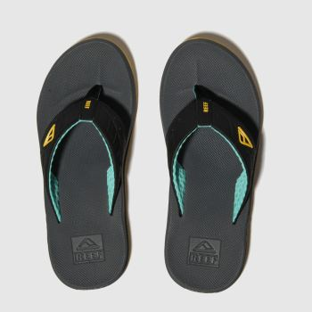 Reef Navy Phantoms Mens Sandals