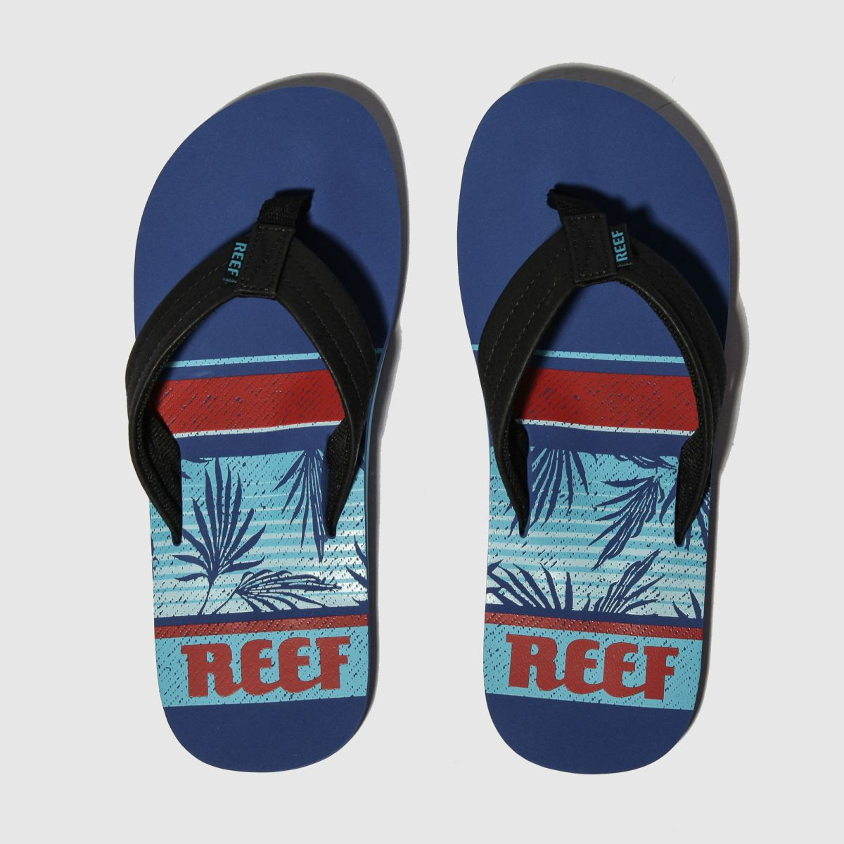 Reef Blue Waters Sandals