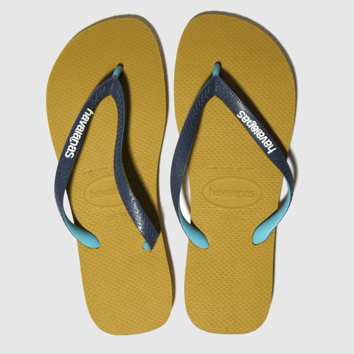 Havaianas Yellow Top Mix Sandals