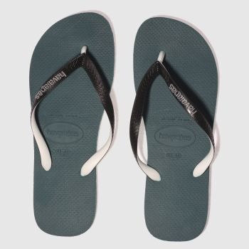 Havaianas Green Top Mix Mens Sandals