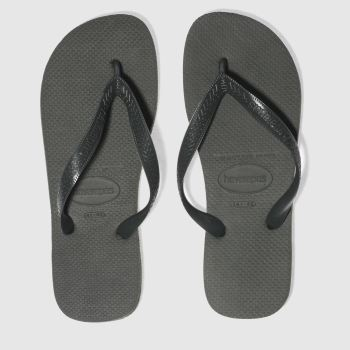 Havaianas Khaki Top Mens Sandals