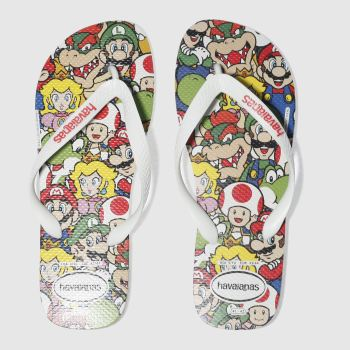 Havaianas Multi Mario Bros Mens Sandals