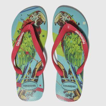 Havaianas Multi Ipe Mens Sandals
