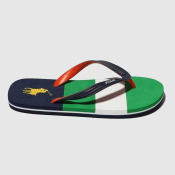 Polo Ralph Lauren Multi Whtlbury Mens Sandals