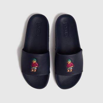 Polo Ralph Lauren Navy Cayson Mens Sandals
