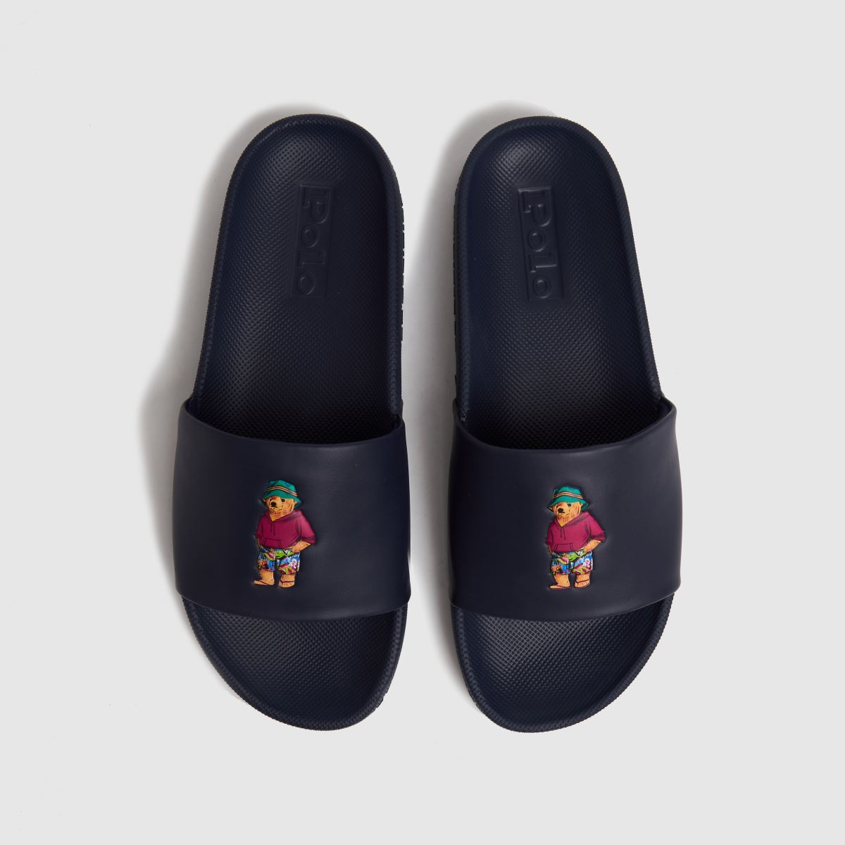 Polo Ralph Lauren Navy Cayson Sandals