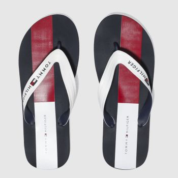 Tommy Hilfiger White Lane 2R Mens Sandals