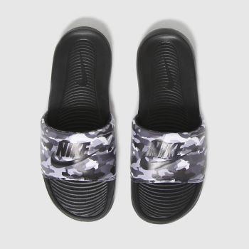Nike Black Victori One Mens Sandals