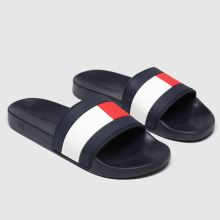 Tommy Hilfiger Essential Flag Pool Slide 1