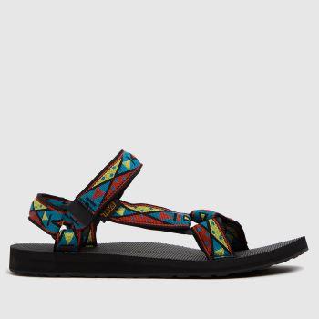 Teva Multi Original Universal Mens Sandals
