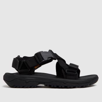 Teva Black Performance Hurricane Verge Mens Sandals
