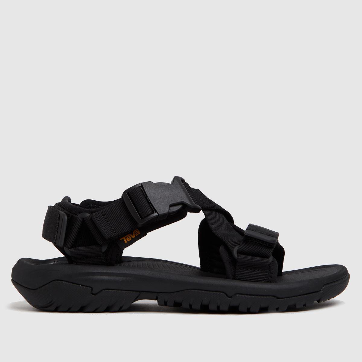 Teva Black Performance Hurricane Verge Sandals