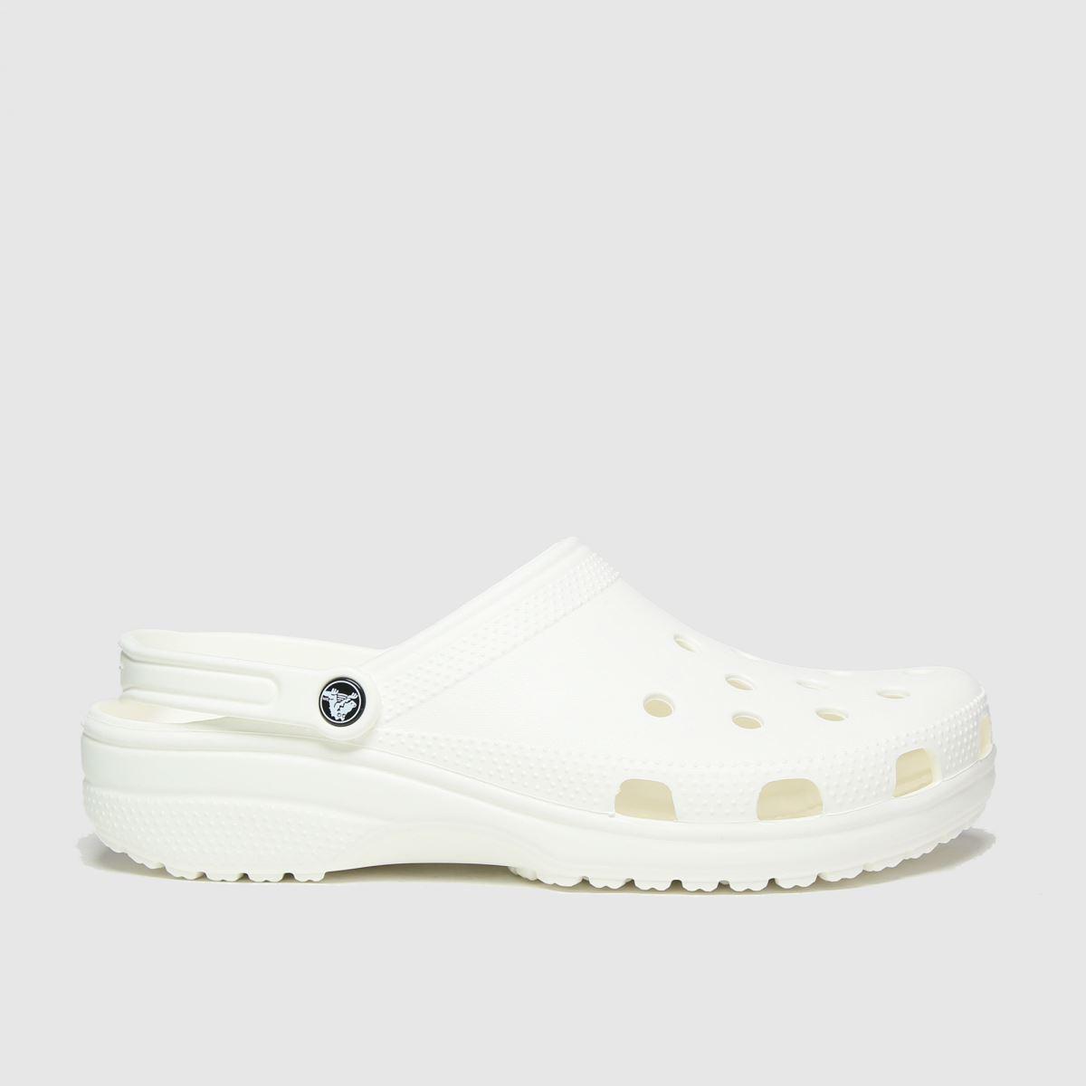 Crocs Crocs White Classic Sandals