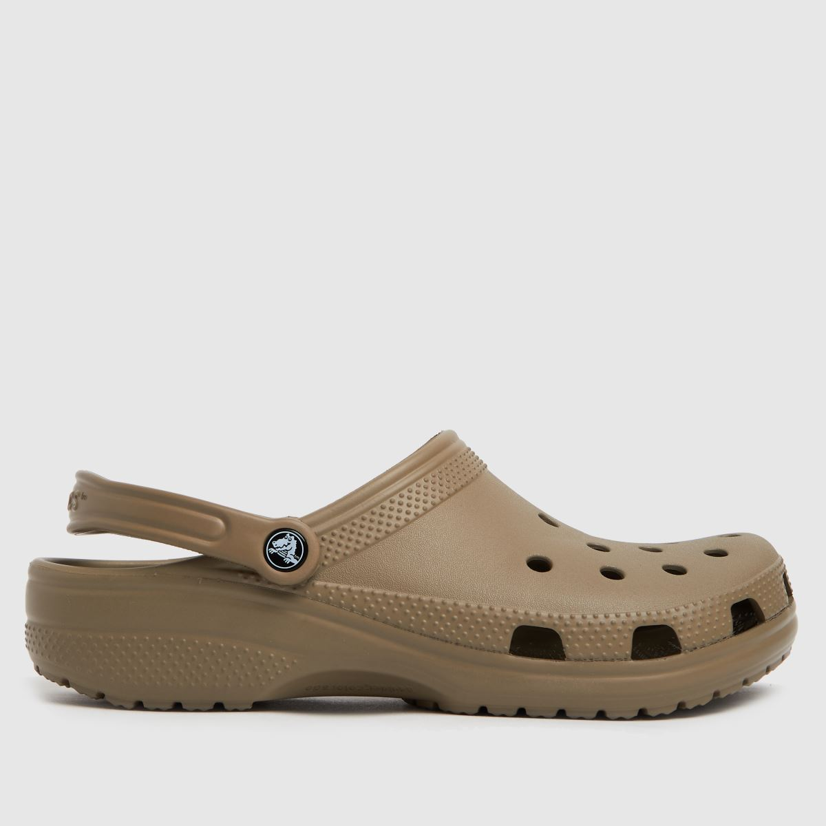 Crocs Khaki Classic Clog Sandals