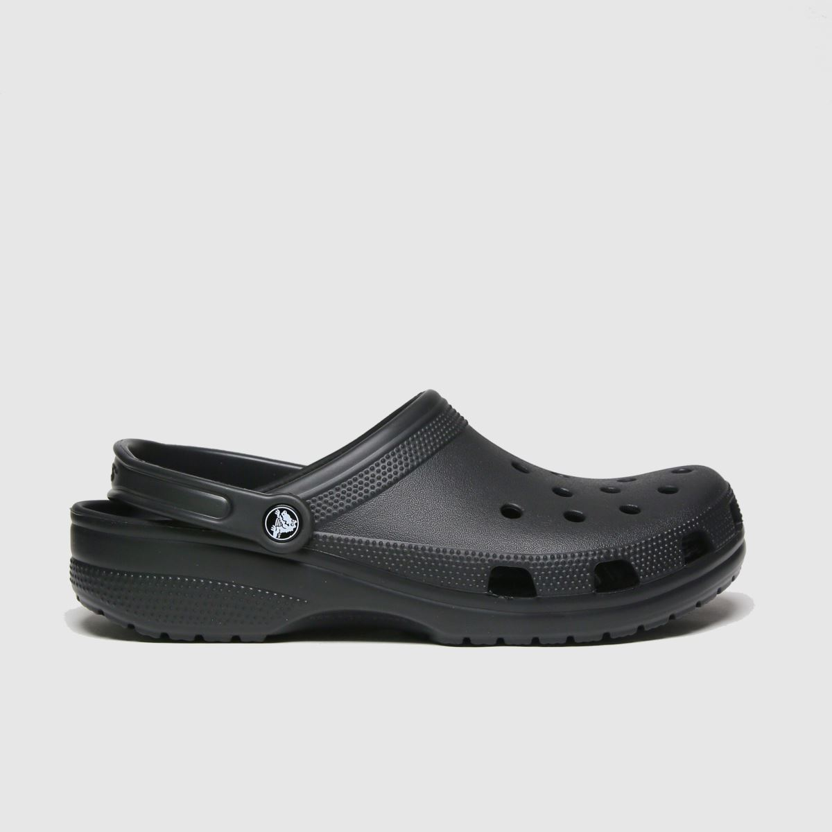 Crocs Black Classic Sandals
