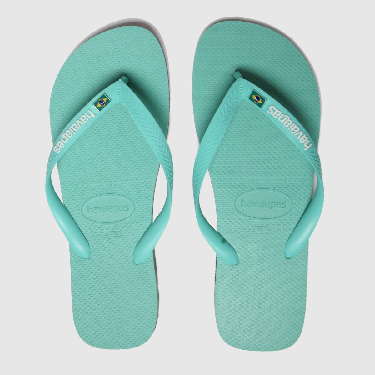Havaianas Green Brasil Layers Sandals