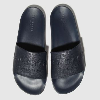 Ted Baker Navy Rastal Mens Sandals