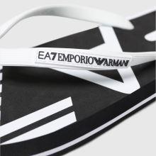 Ea7 Emporio Armani Sea World Logo Flip Flop,3 of 4