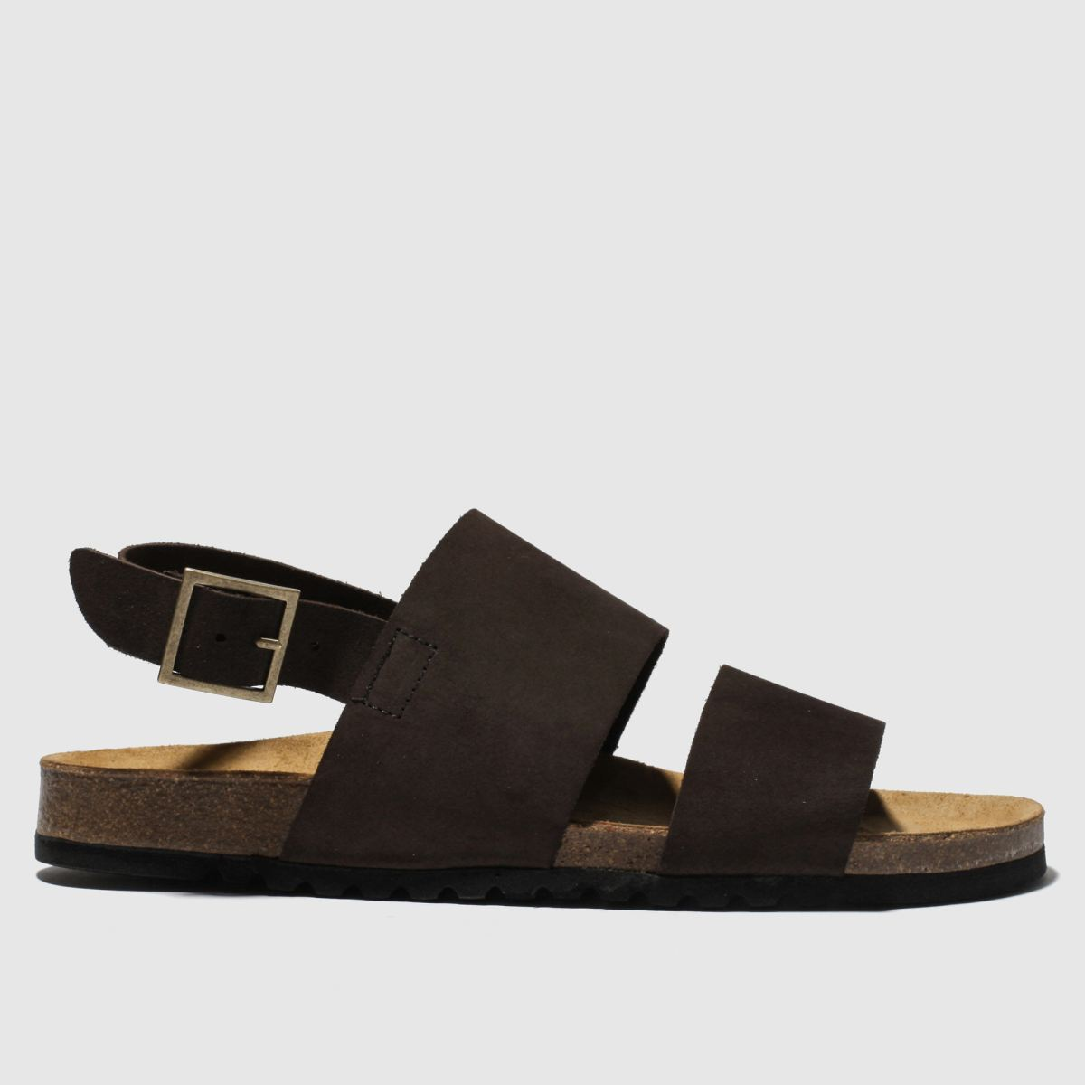 Red Or Dead Brown Mr Wright Sandals