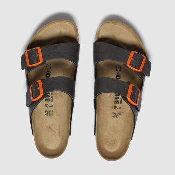 Birkenstock Grey Arizona Mens Sandals