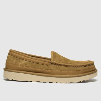 Ugg Tan Dex Mens Slippers