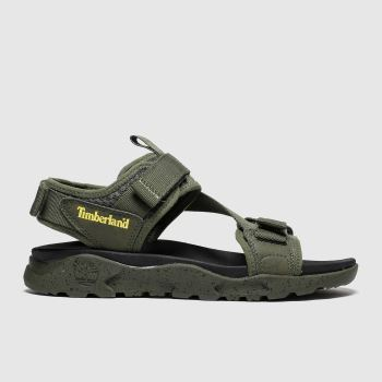 Timberland Khaki Ripcord c2namevalue::Mens Sandals