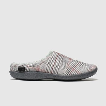 Toms Grey Berkeley Mens Slippers