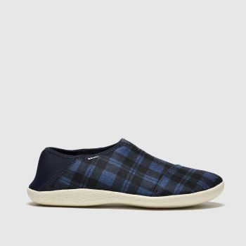 Toms Navy Rodeo Mens Slippers