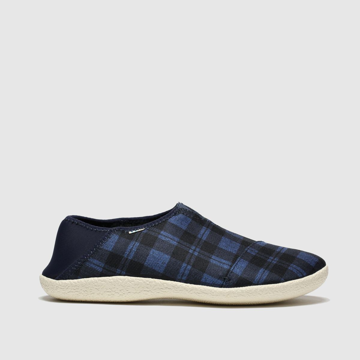 Toms Navy Rodeo Slippers