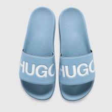 HUGO Match Slide Logo 1